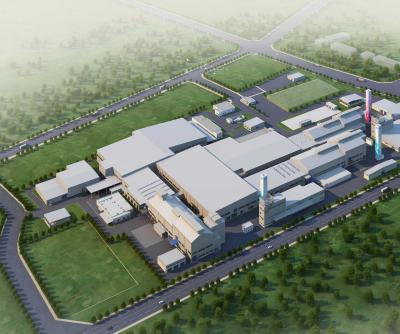 旭硝子显示玻璃(惠州)有限公司三期厂房新建工程