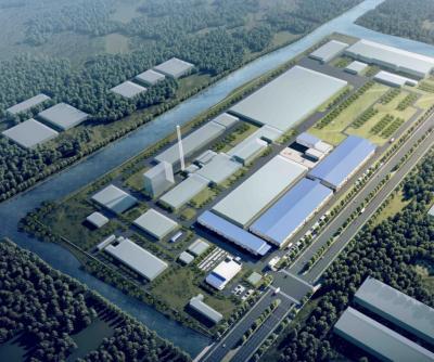 旭硝子汽车玻璃(苏州)有限公司厂房新建工程