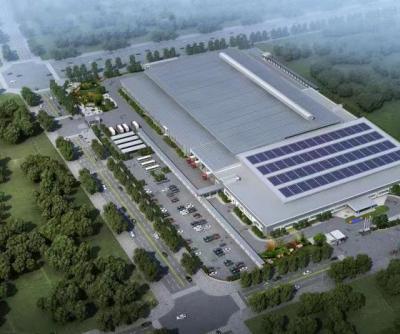 美諾精密圧鋳(南通)有限公司年厂房建设项目机电工程