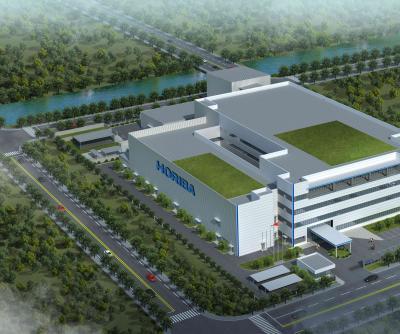 堀場儀器(上海)有限公司 新工場建設工事