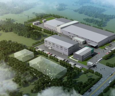 琦光新材料科技(平湖)有限公司工场建设工程